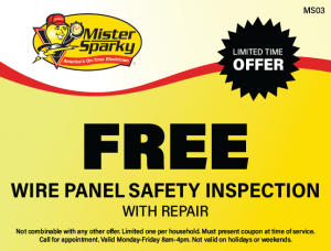 Free Wire Panel Safety Inspection